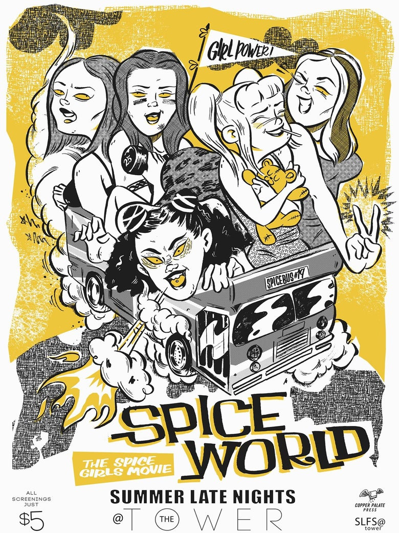 Image of Spice World