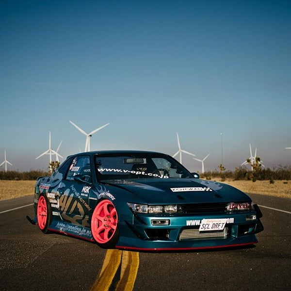 Image of TYPE 3 SILVIA S13 BODYKIT