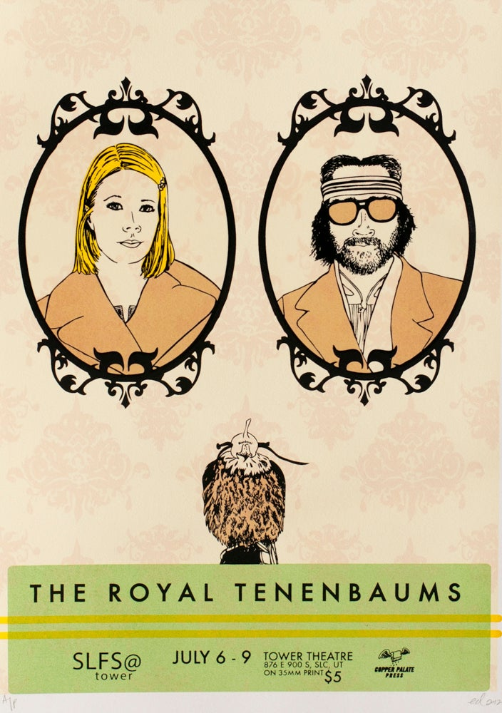 Image of The Royal Tenenbaums