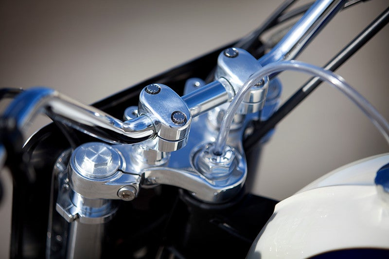 Image of Top Shelf Customs OS Handlebar Risers