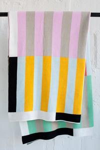 Image of Stripes Throw