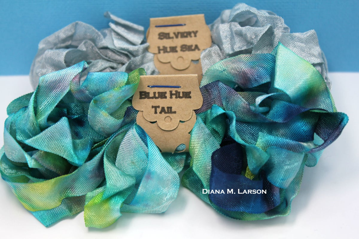 Image of Mermaids Tale Second Edition, Crinkle Ribbon