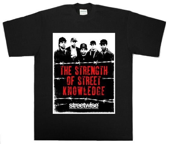 Image of StreetWise - The Strenght Of Street Knowledge tank