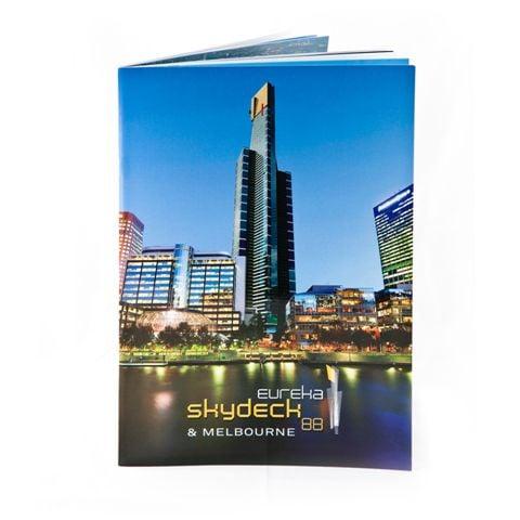 Image of Eureka Skydeck & Melbourne Souvenir Book inc. postage*