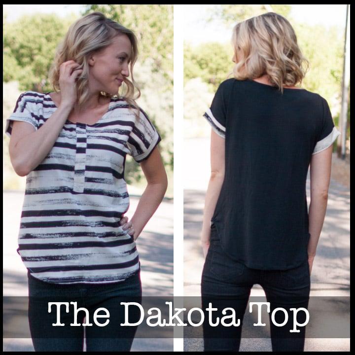 Image of The Dakota Top