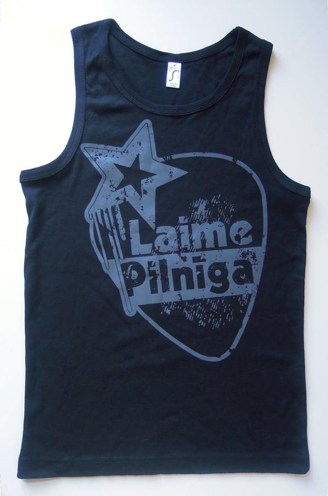 "Image of Laime Pilniga ""Dual"" unisex tank"