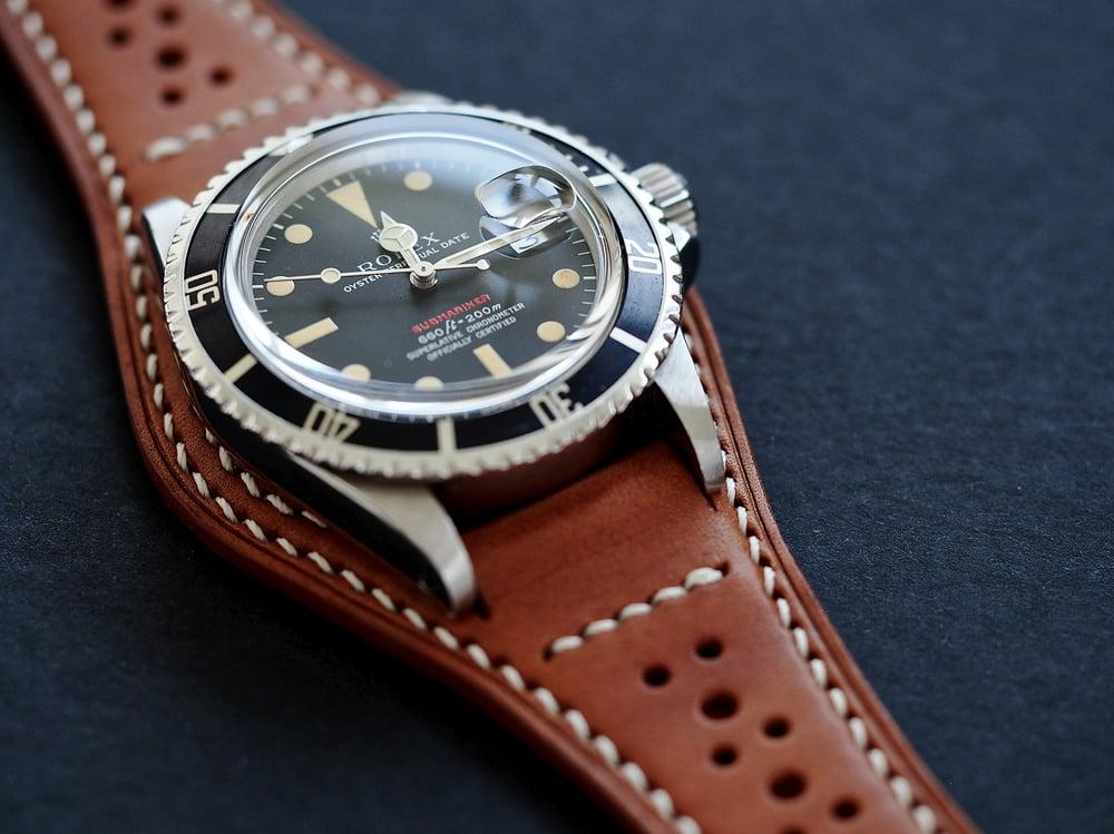 full bund watch strap 019 eatsleeplay hand crafted leather goods