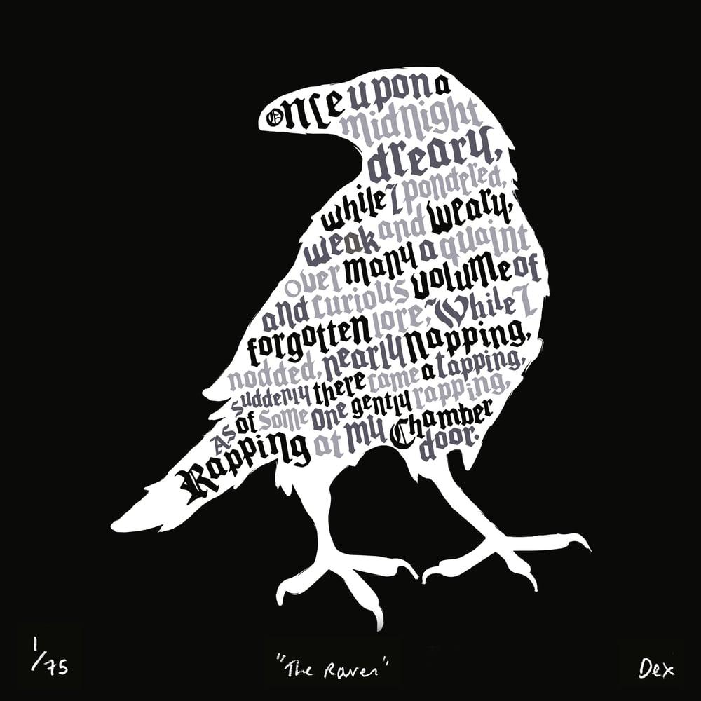 The Raven (Black)