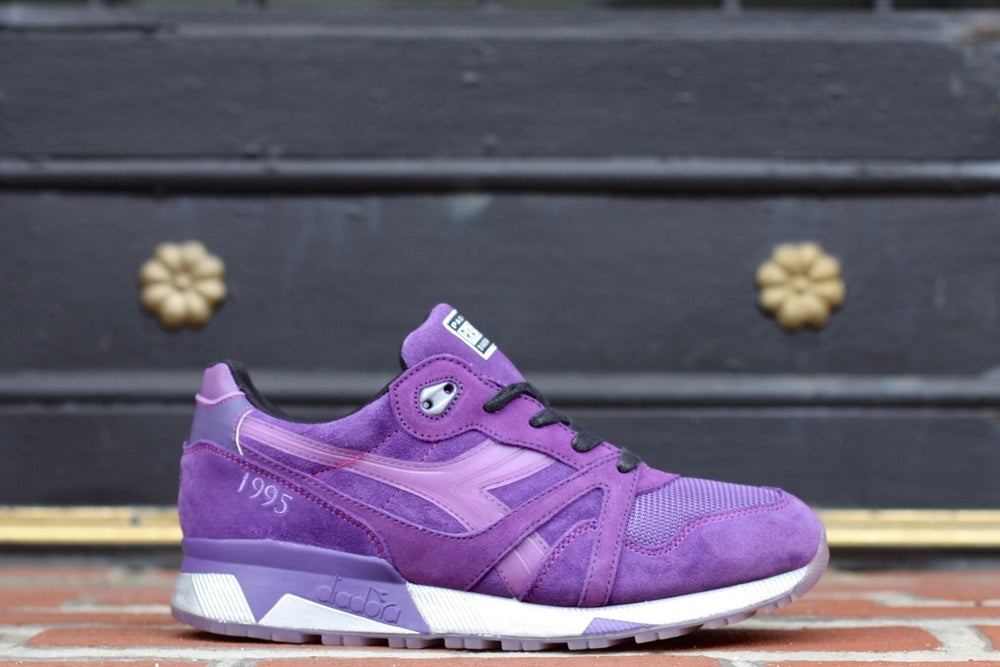 "Image of DIADORA N9000 X RAEKWON ""PURPLE TAPE"""