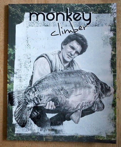 Image of Monkey Climber mag #17 & Backissues