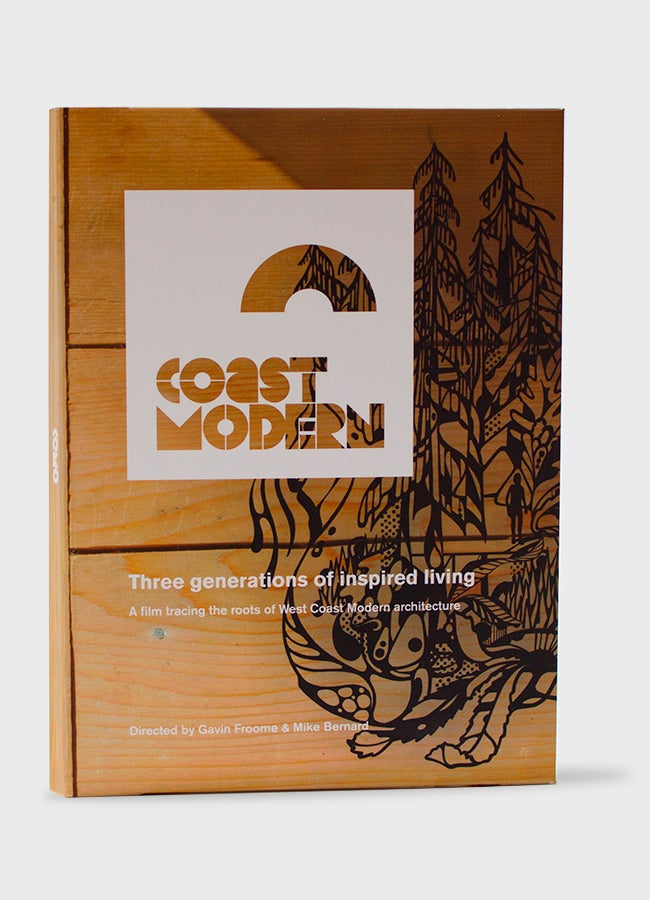 Image of Coast Modern DVD
