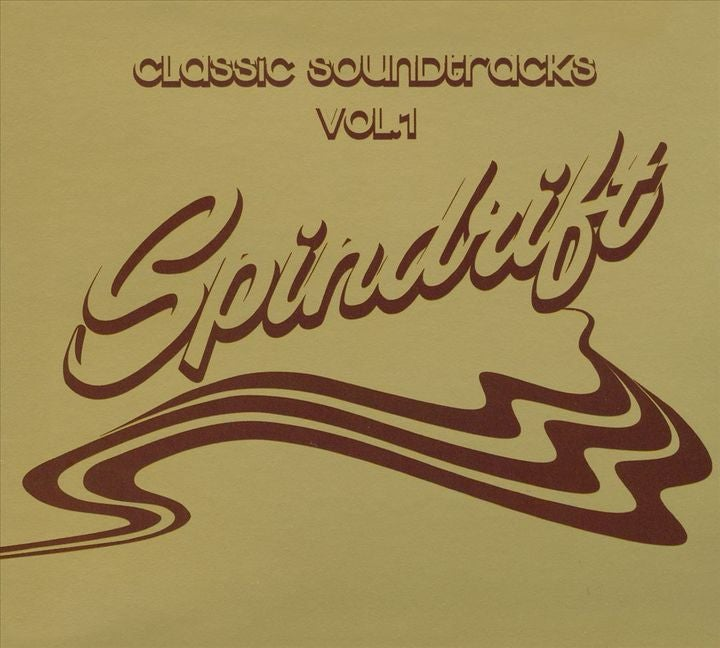 "Image of Spindrift - ""Classic Soundtracks, Vol. 1"" LP"