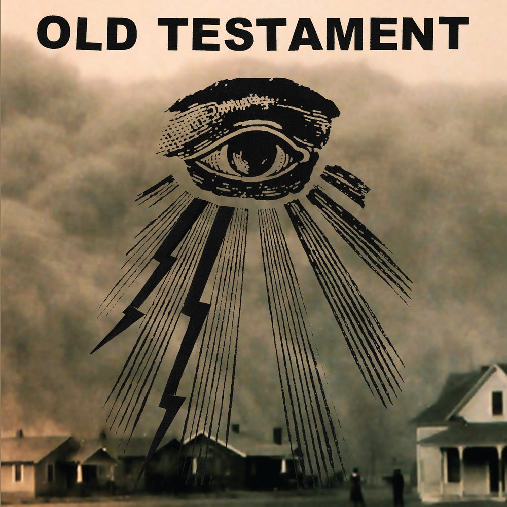 "Image of Old Testament - ""Old Testament"" LP"