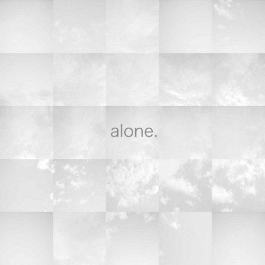 "Image of the morning after girls - ""alone"" CD"