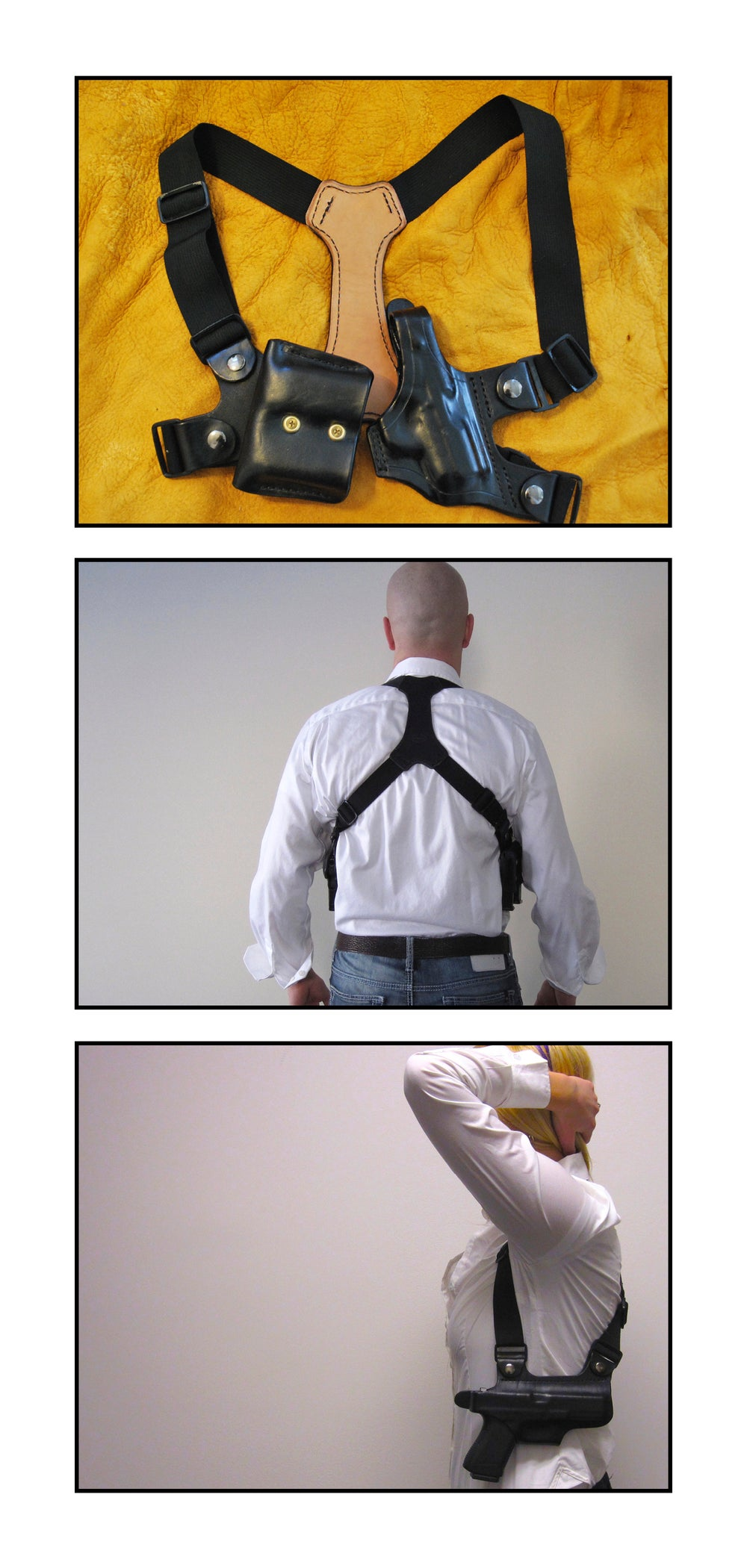 Image of Shoulder Holster