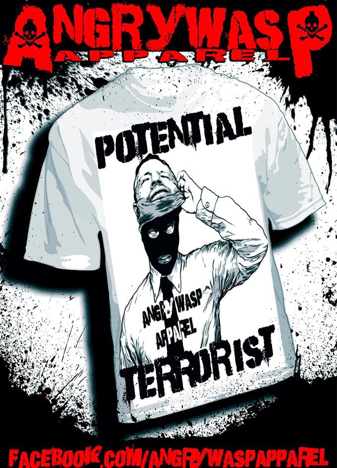Image of Potential Terrorist