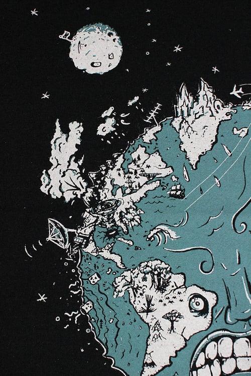 Image of L'Enfer sur Terre / T-shirt Femme