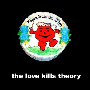 "Image of The Love Kills Theory - ""Happy Suicide Jim"" CD"