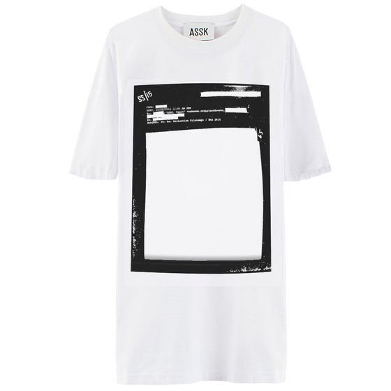Image of CENSORED T-shirt - White