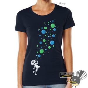 Image of BUBBLES - printed tees