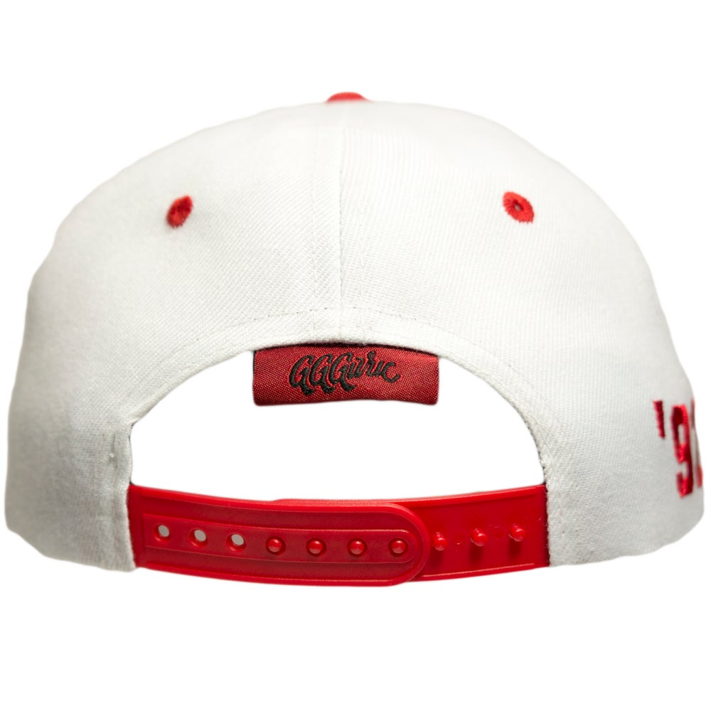 Image of 92 Dream Snapback | White