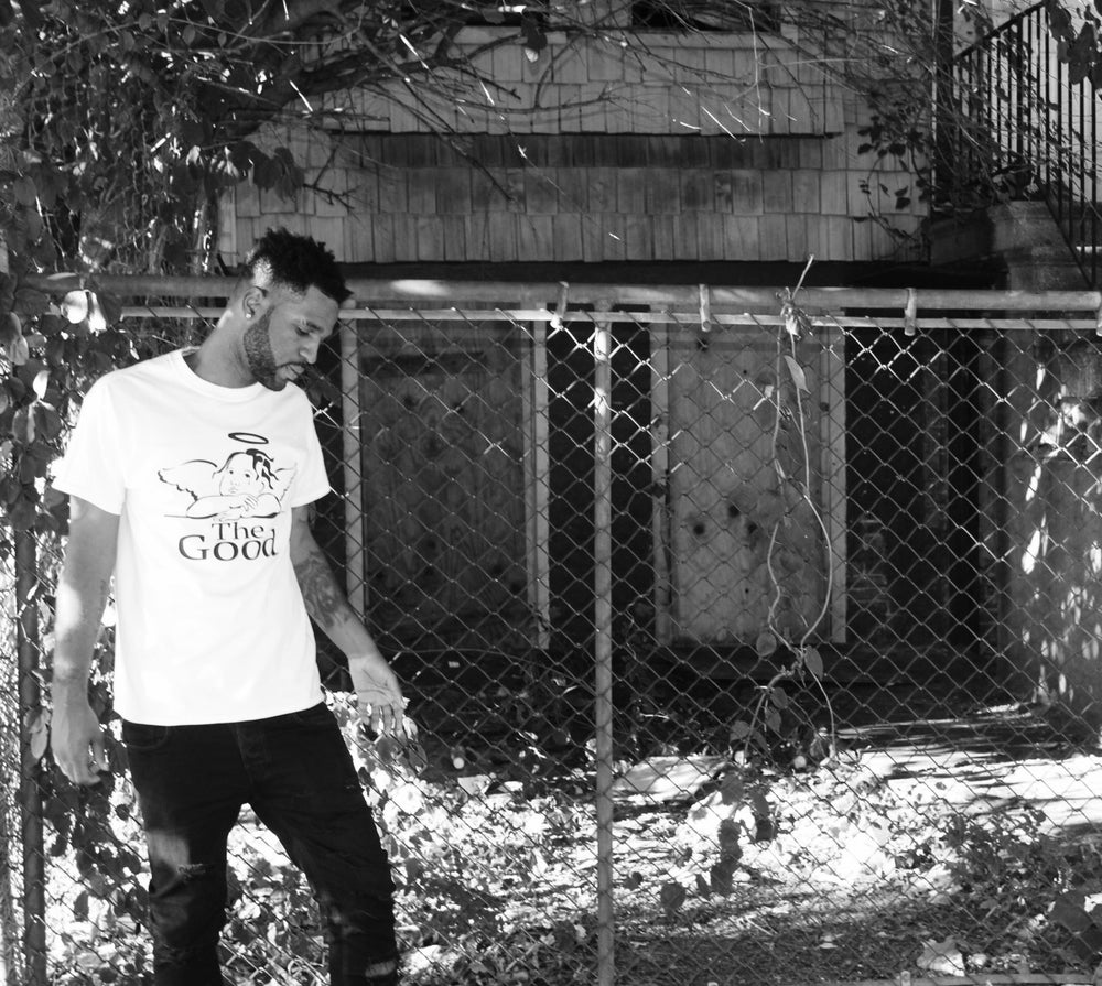 "Image of White & Black ""The Good"" Tee"