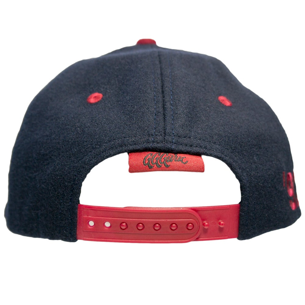 Image of 92 Dream Snapback | Navy