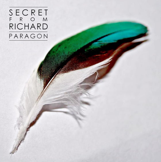 Image of Secret From Richard Paragon EP CD