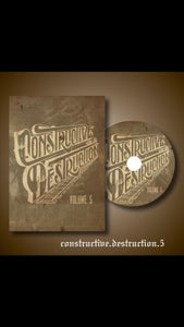 Image of Constructive Destruction Volume 5 DVD