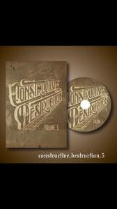 Image of Constructive Destruction Volume 5 DVD