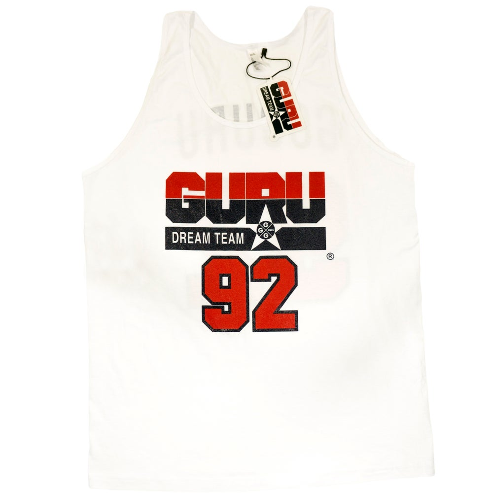Image of 92 Dream Tank | White