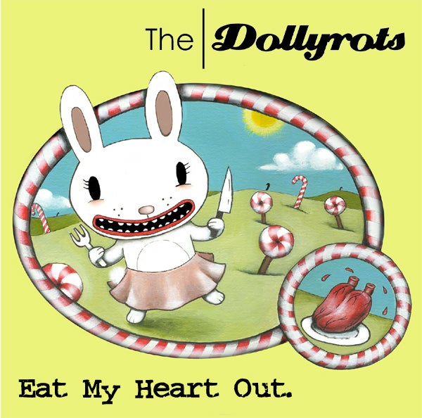 "Image of ""Eat My Heart Out"" CD"