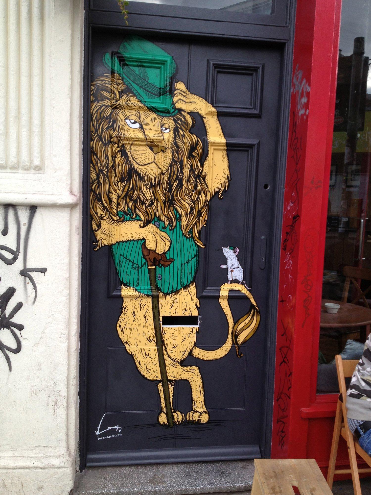 Image of Dandy Lion