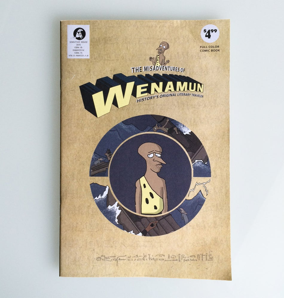 Image of The Misadventures of Wenamun