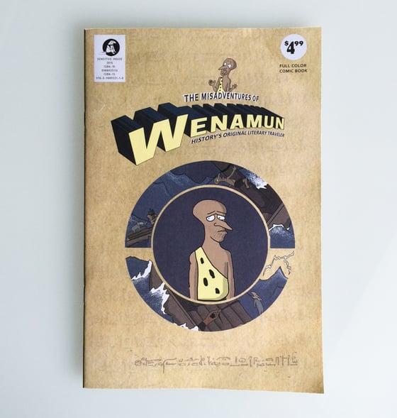 Image of The Misadventures of Wenamun