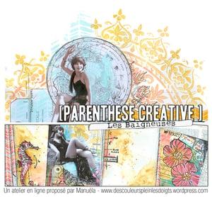 Image of Mini-atelier en ligne - Les Baigneuses