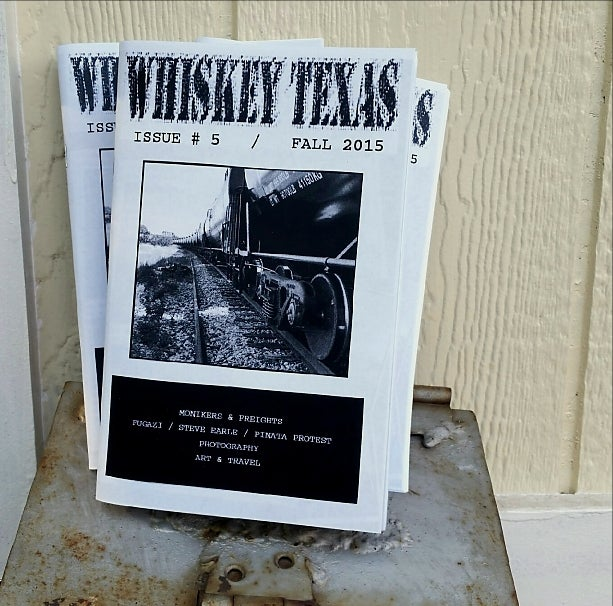 Image of Whiskey Texas <BR> 'zine # 5