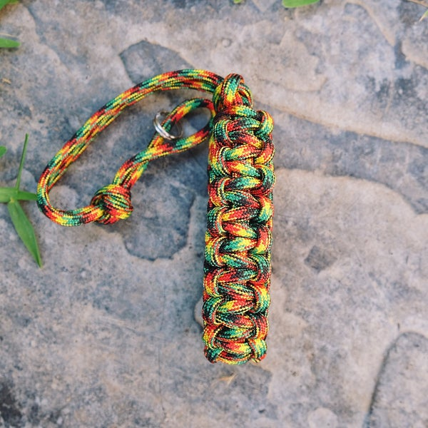 Image of Rasta  camera wrist strap