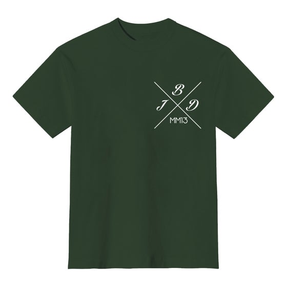 Image of Forest Green JBD Hope Tee