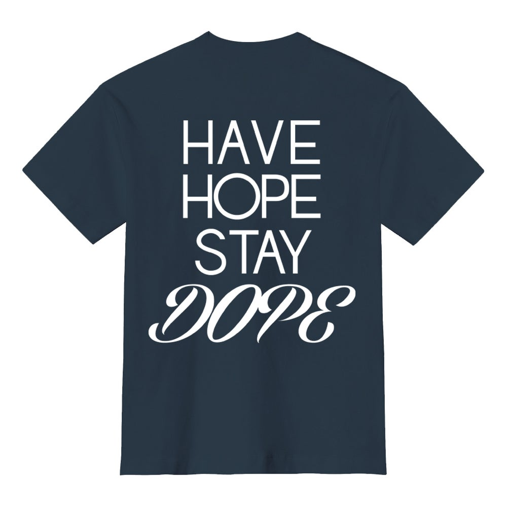 Image of Navy JBD Hope Tee
