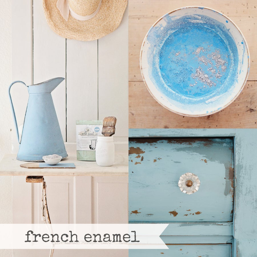 Image of French Enamel
