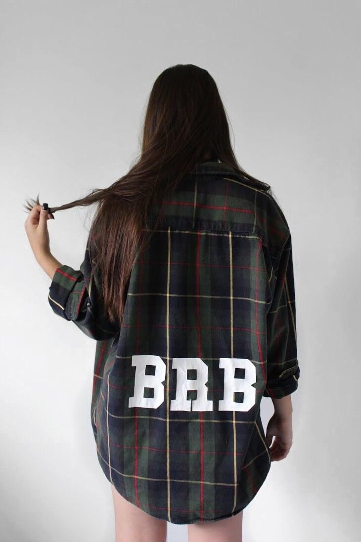 Image of BRB Vintage Flannel