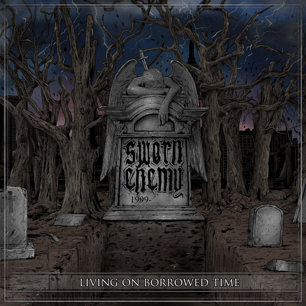 Image of Living On Borrowed Time CD