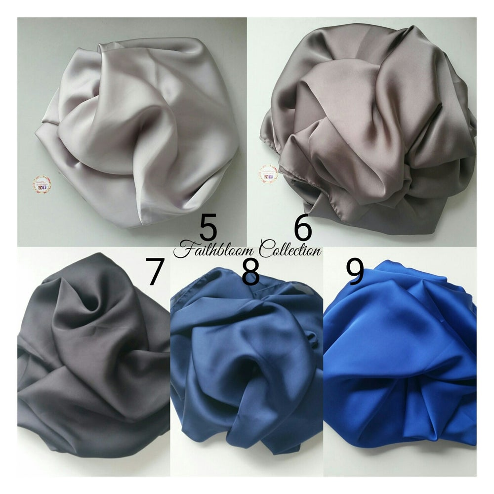 Image of Luxury Silk Maxi Hijabs (Originally £6.50)