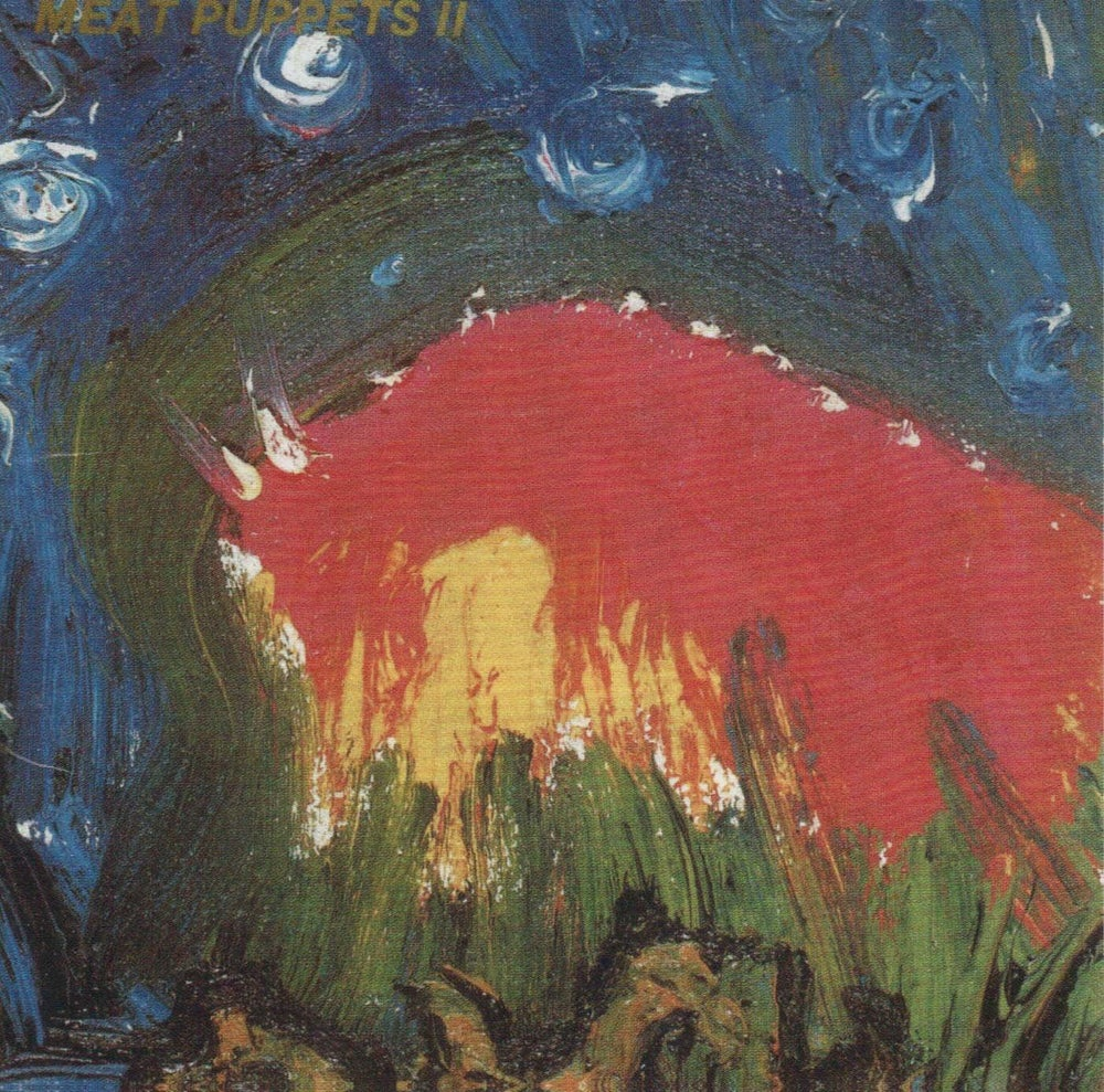 Image of MEAT PUPPETS II DELUXE EDITION CD.