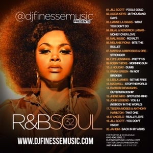 Image of R&B SOUL 32 MIX