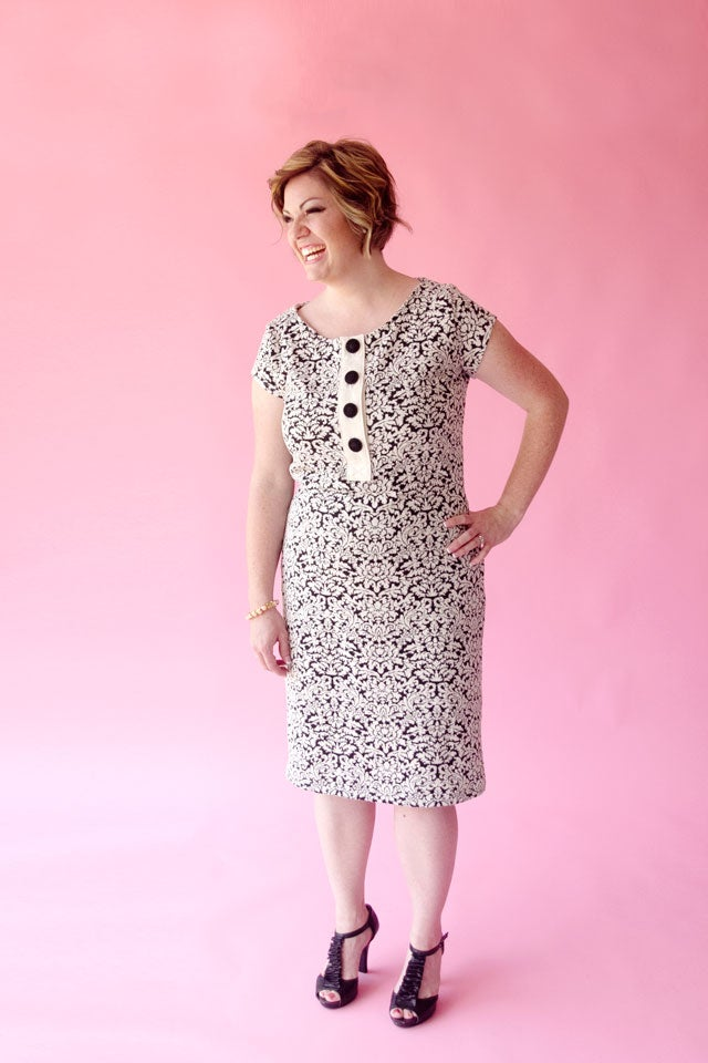 Image of the GWEN dress +