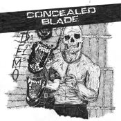 Image of CONCEALED BLADE - DEMO 2015 7""
