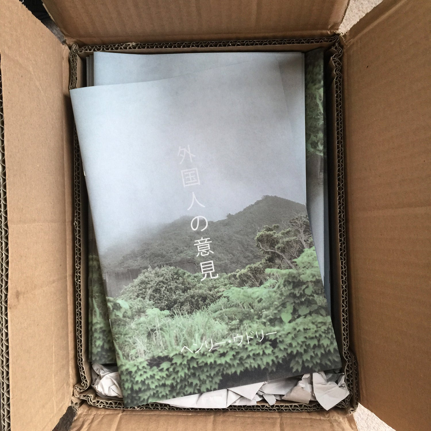 Image of Outsiders View photobook