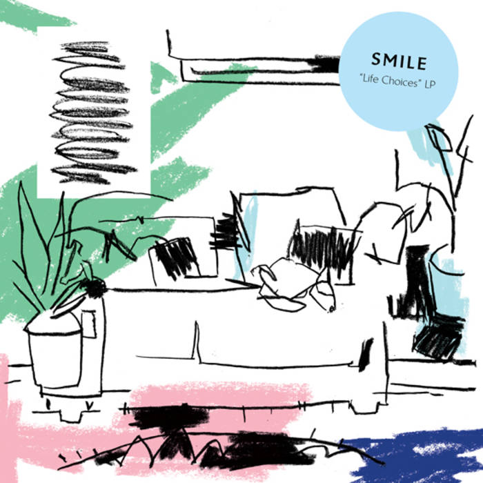 "Image of SMILE - ""LIFE CHOICES"" LP"